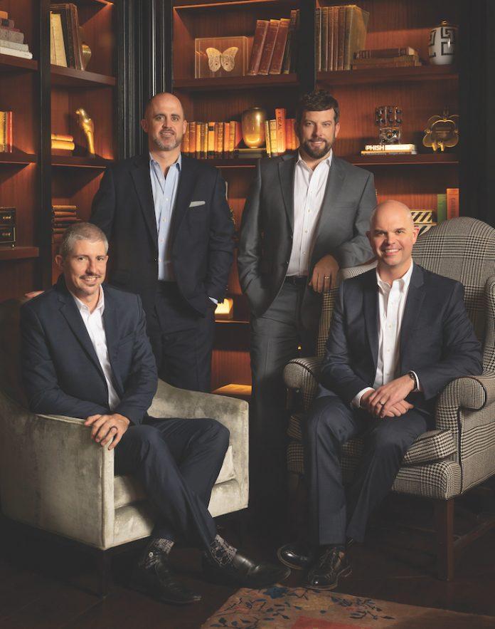 Charlestowne Hotels Executive Team
