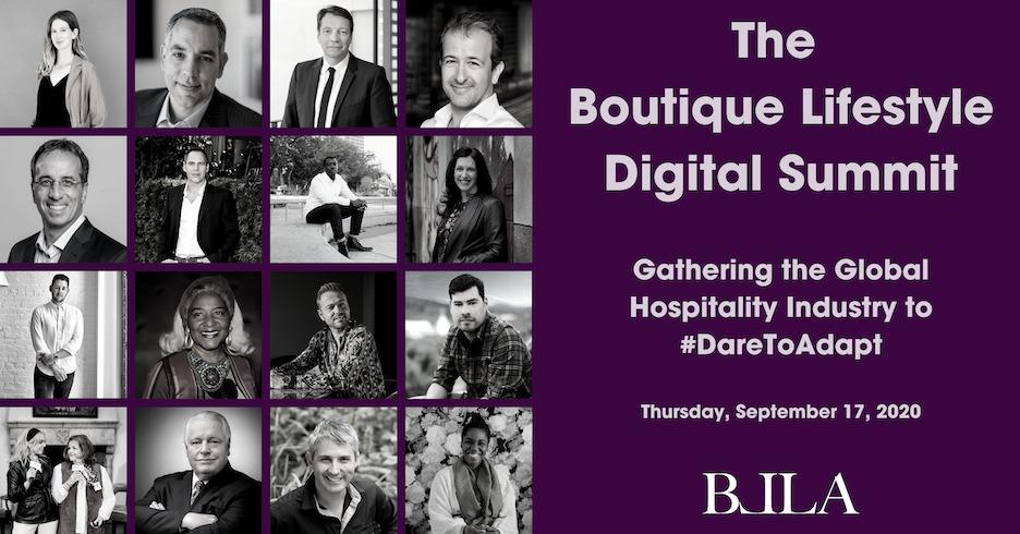 BLLA Boutique Lifestyle Digital Summit