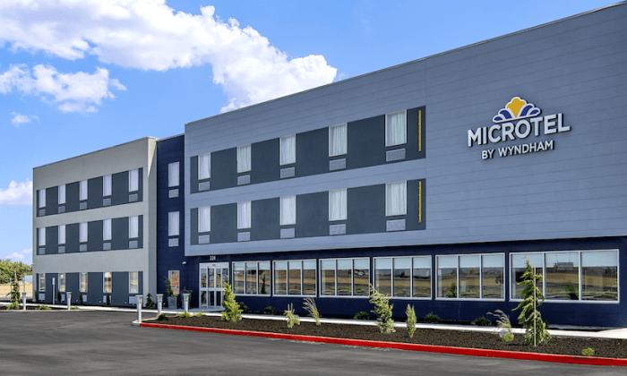 Microtel by Wyndham George, Washington