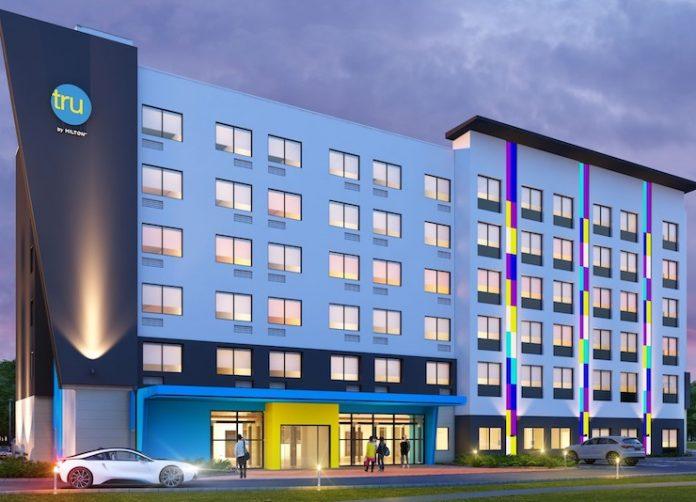Tru by Hilton in Mooresville, North Carolina