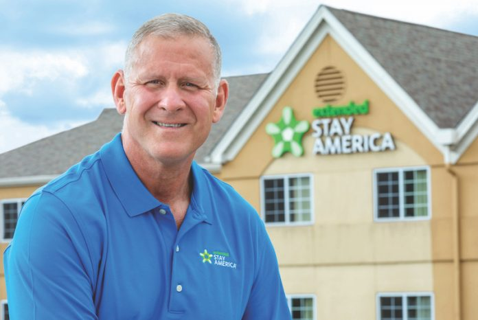 Bruce Haase President and CEO of Extended Stay America