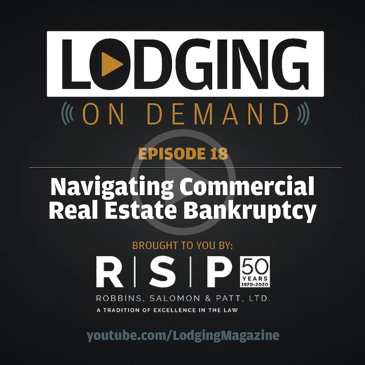 Episode 18: Navigating Commercial Real Estate Bankruptcy