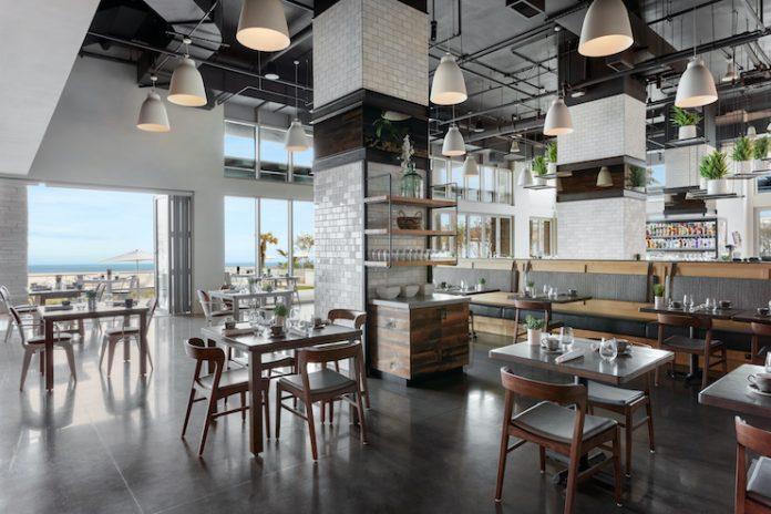 Tulu Seaside Bar & Grill at Marriott Virginia Beach Oceanfront