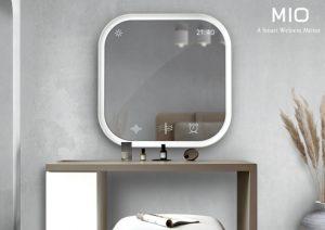 Mio A Smart Wellness Mirror by Arda Genç, Istanbul Technical University, Turkey (Student Winner)