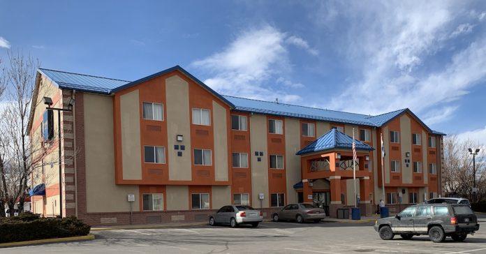 Rodeway Inn in Loveland, Colorado