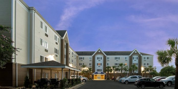 Candlewood Suites in North Charleston