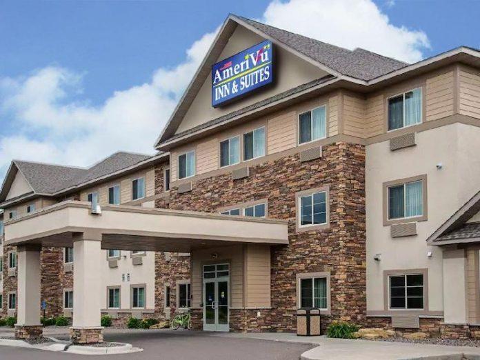 AmeriVu Inn & Suites in Cisago City, Minnesota
