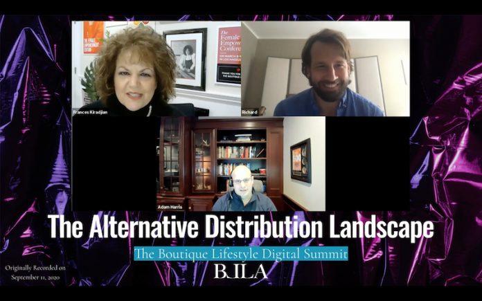 Alternative distribution landscape