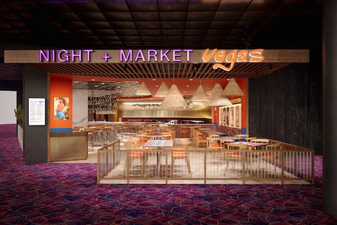 Night + Market Vegas