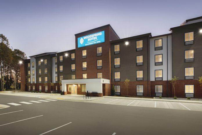 WoodSpring Suites Washington, D.C.