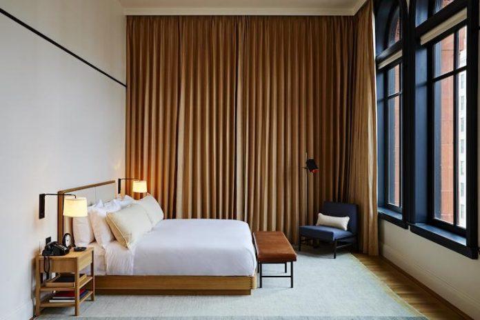 Shinola Hotel (Credit: Nicole Franzen)