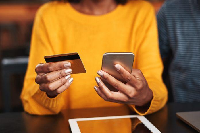 Online shopping, holiday spending