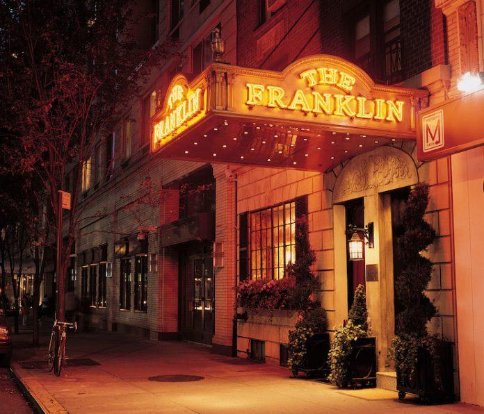 voco The Franklin Hotel in New York City