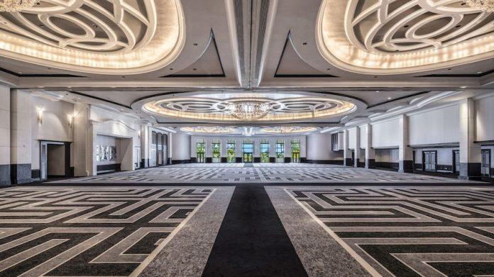 Americana Ballroom at Loews Miami Beach Hotel