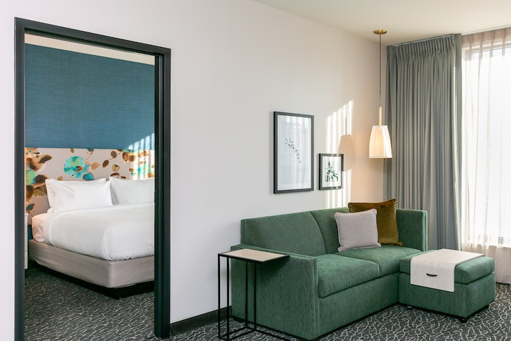TownePlace Suites by Marriott Capitol District in Nashville