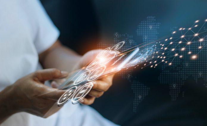 technology innovation - digital mobile device