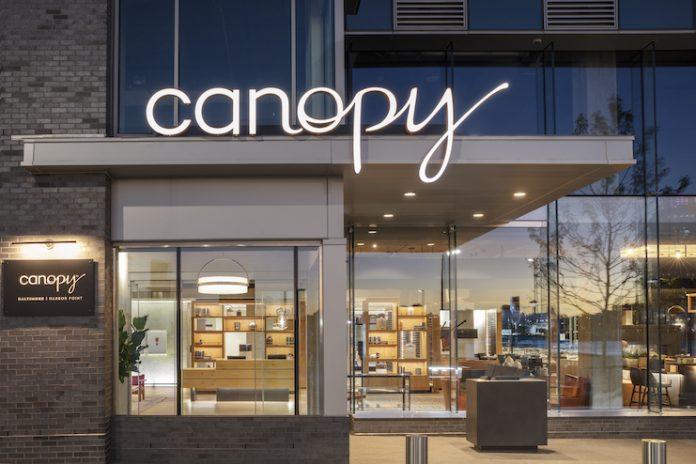 Donohoe Hospitality Services - Canopy Baltimore Harbor Point