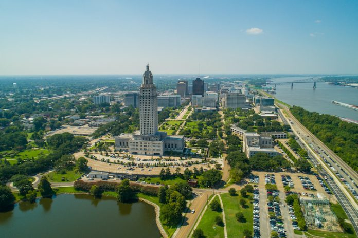 Downtown Baton Rouge Louisiana