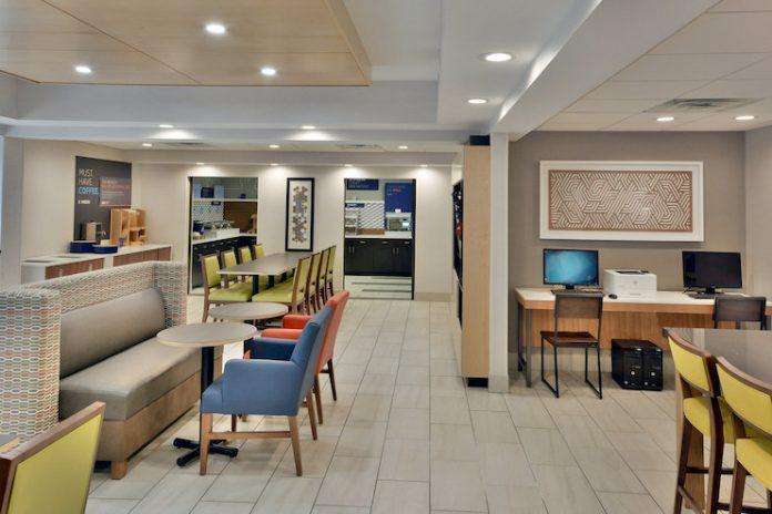 Holiday Inn Express RDU Airport