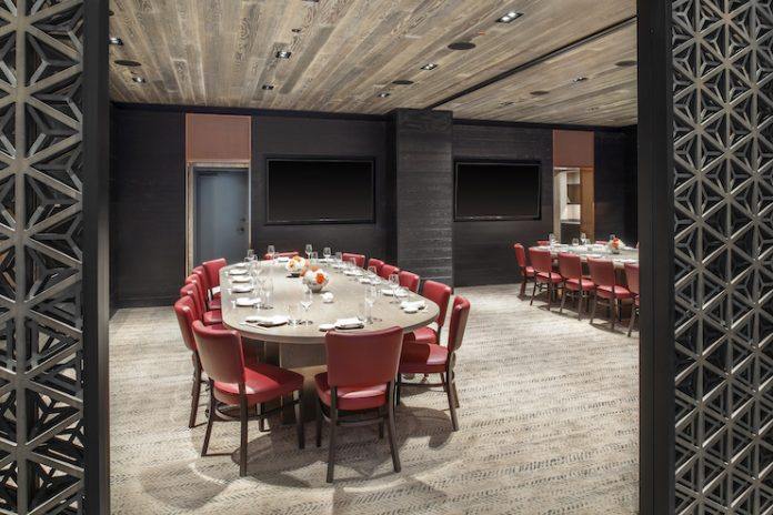 Nobu Chicago Private Dining Room (Photo credit: Nobu Hotel Chicago)