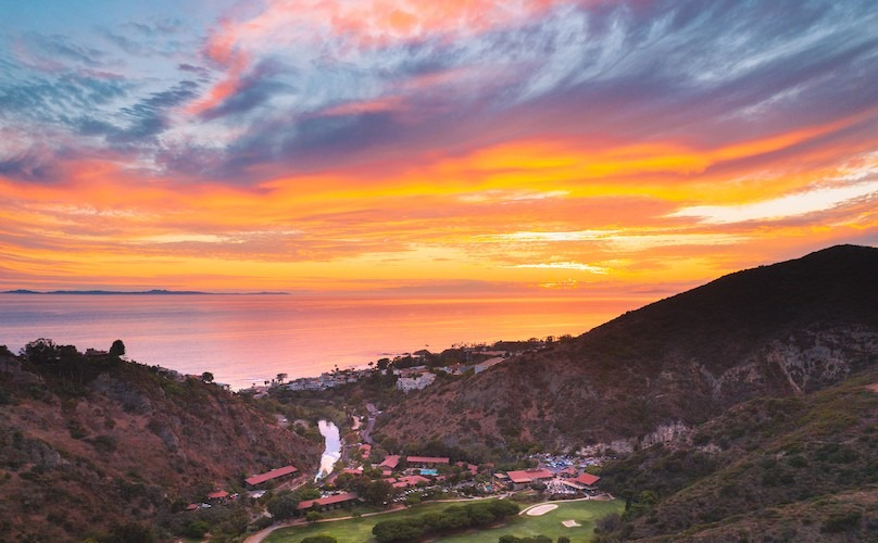 The Ranch at Laguna Beach, California