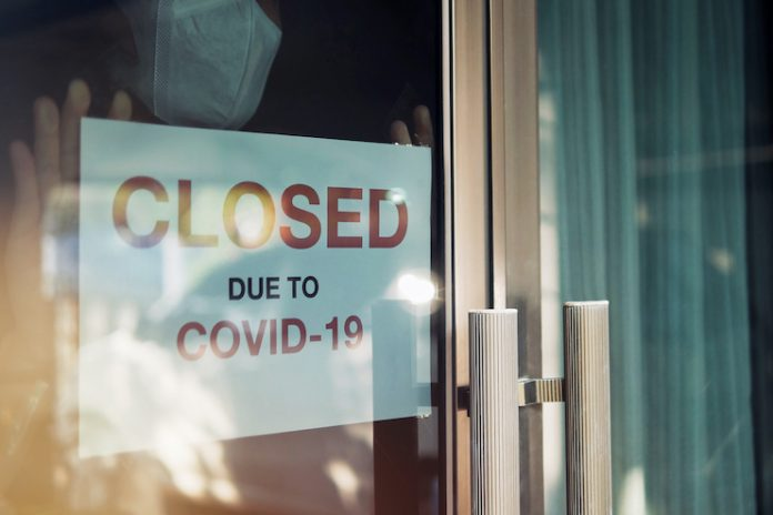COVID Relief - Closed due to COVID-19