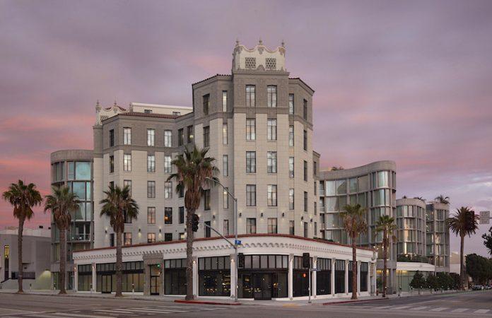 Santa Monica Proper Hotel — Photos by Tim Street-Porter