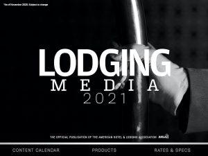 LODGING Media Kit 2021
