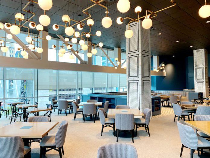 New South Kitchen at Omni Atlanta Hotel at CNN Center