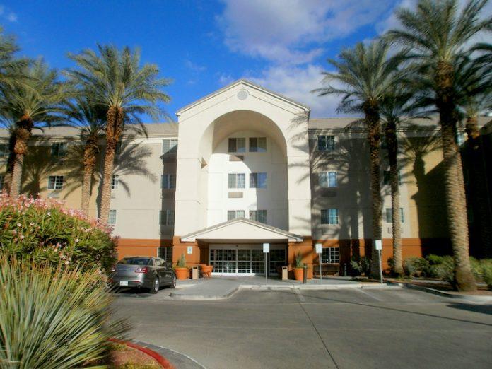 Sonesta Simply Suites Las Vegas Convention Center