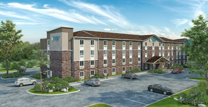 Woodspring Suites Atlanta Newnan