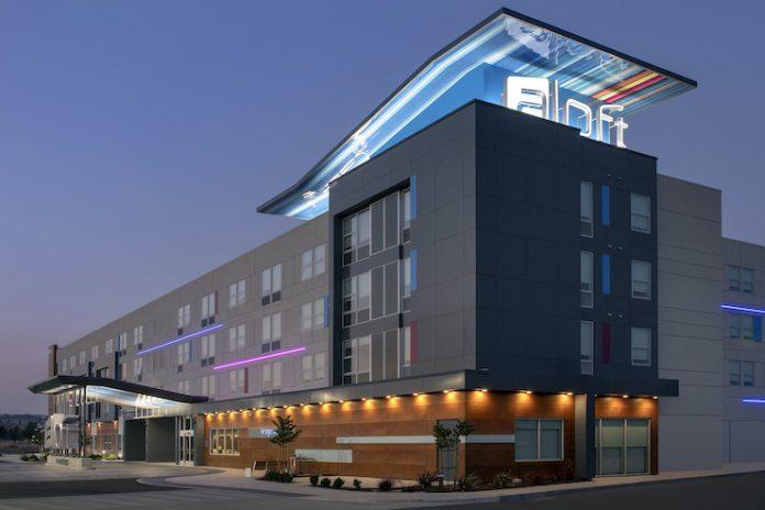 Zenique Hotels' Aloft Dublin-Pleasanton