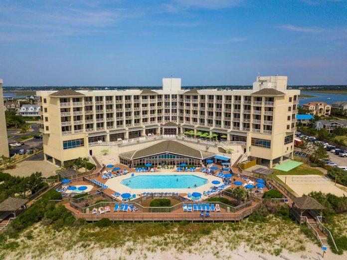 Holiday Inn Resort in Wrightsville Beach, North Carolina