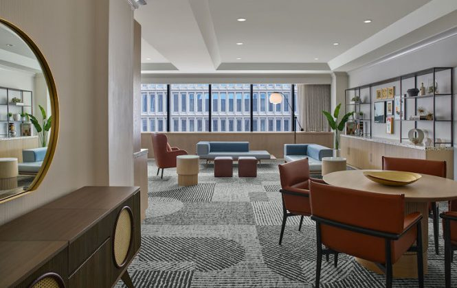 Sheraton Denver Downtown Presidential Suite