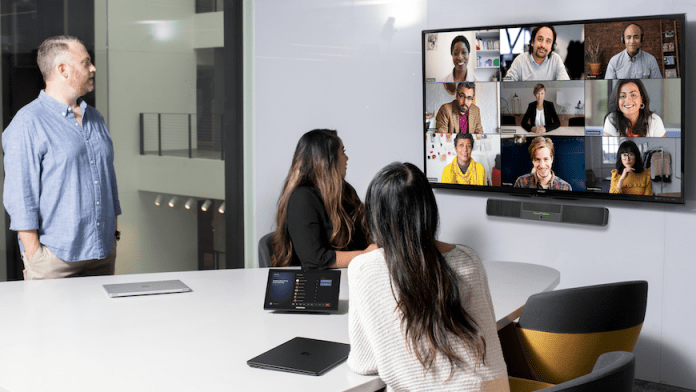 Accor All Connect hybrid meetings concept