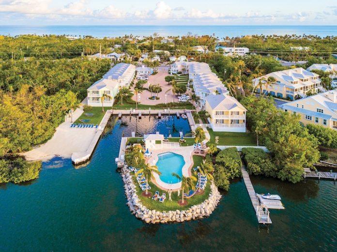 Islander Resort in Islamorada, Florida