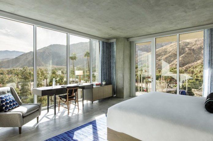 Kimpton Rowan Palm Springs, California — Journey to Tomorrow