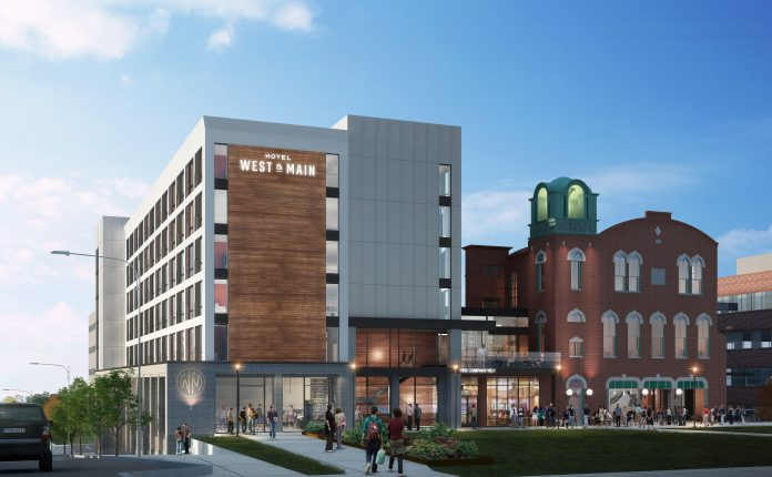 Hotel West + Main