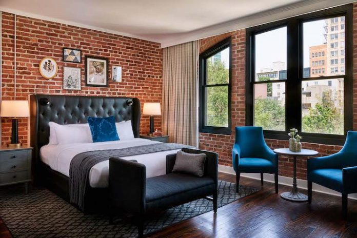 The Foundry Hotel in Asheville, N.C.