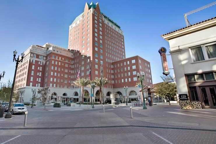 Hotel Paso Del Norte