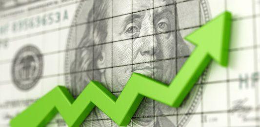 Profit - arrow up - money