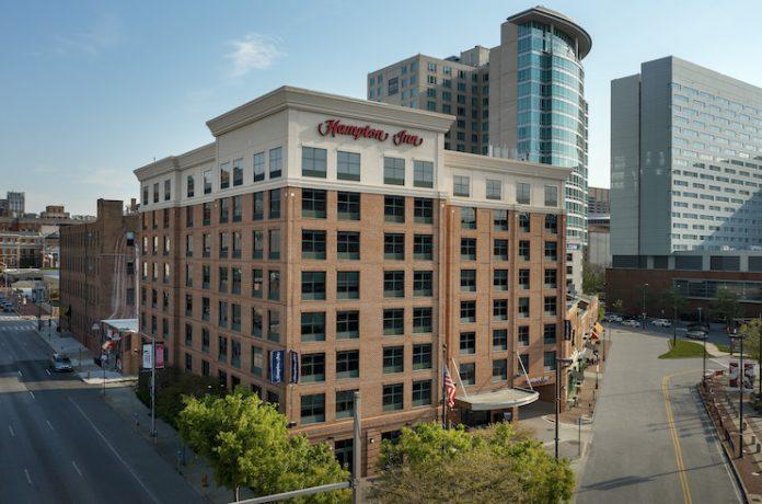 Hampton Inn by Hilton Baltimore Downtown