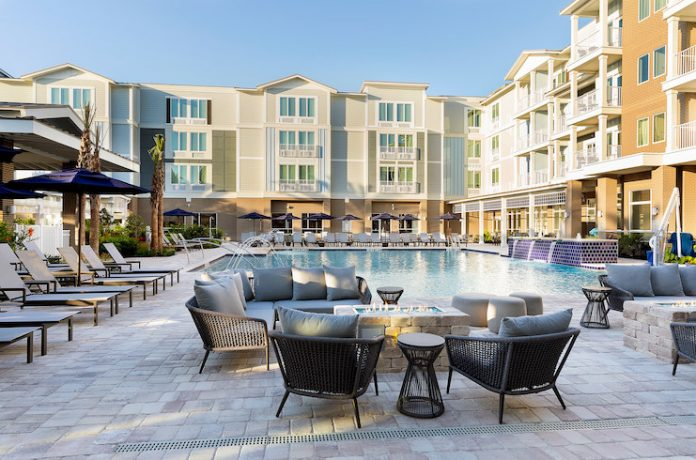SpringHill Suites Ameila Island