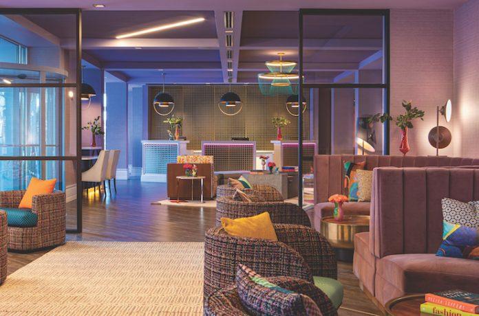 Hotel Colee Lobby