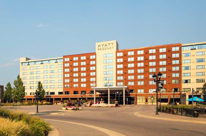 Hyatt Regency Coralville Hotel & Conference Center