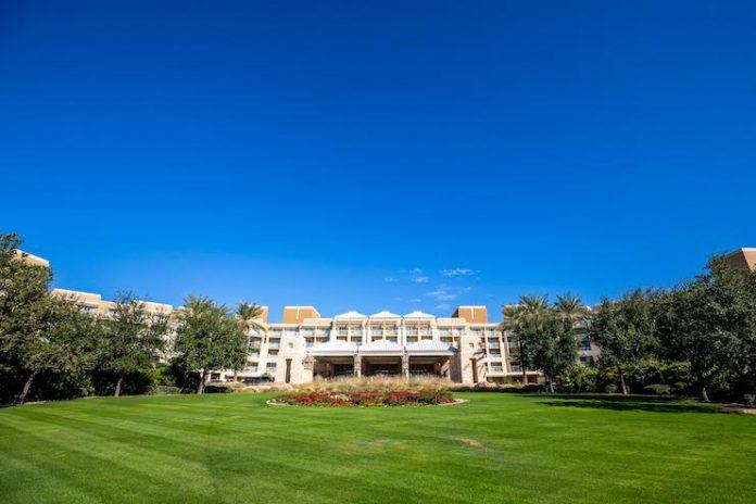Foto cortesía de JW Marriott Phoenix Desert Ridge Resort & Spa, sede de la Conferencia de Alojamiento 2021.