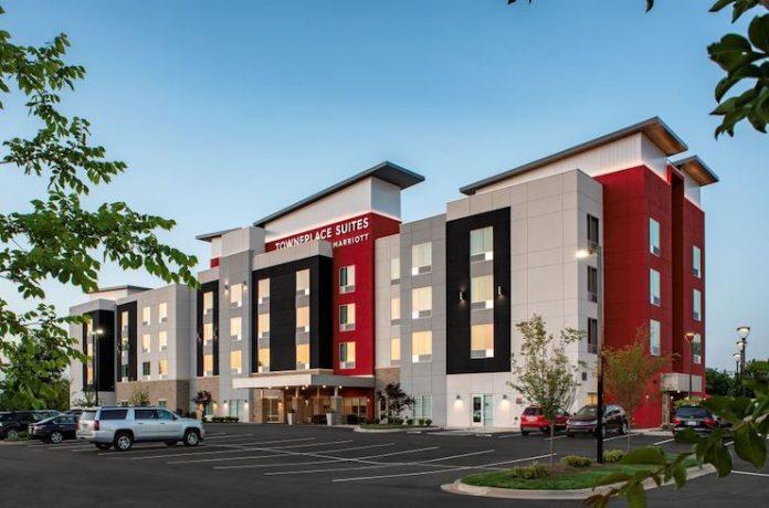 dos hoteles en Charlotte